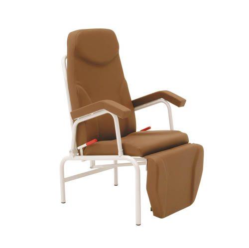 Medica marquet sill n de descanso para enfermo acero for Sillon de descanso